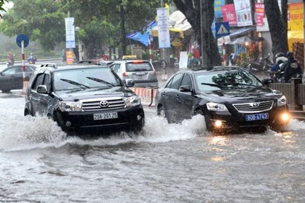 Ở Việt Nam thì ngập lụt có thể xảy ra ở bất cứ đâu
